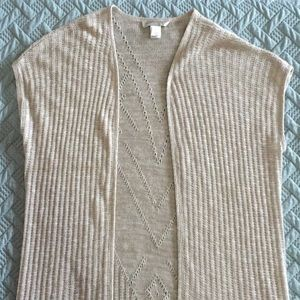 NEW LISTING!! Christopher & Banks Lightweight Vest